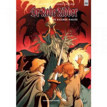 De Rode Ridder 260 - De razende magiër