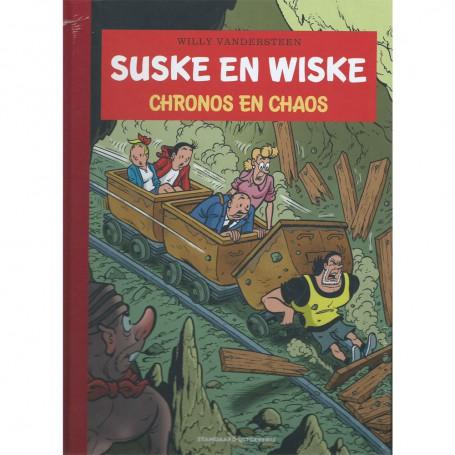 Suske en Wiske 346 luxe - Chronos en Chaos