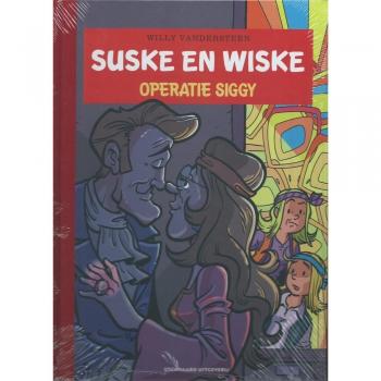 Suske en Wiske 345 luxe - Operatie Siggy
