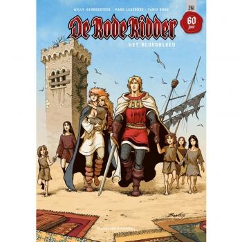 De Rode Ridder 261 - Het bloedkleed