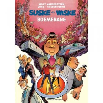Suske en Wiske - Boemerang