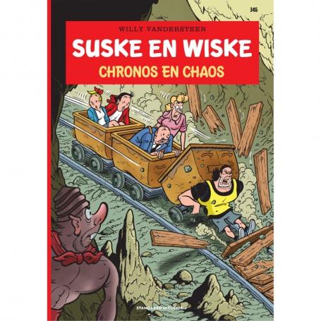 Suske en Wiske 346 - Chronos en Chaos