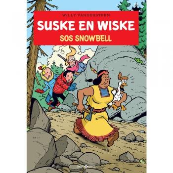 Suske en Wiske 343 - SOS Snowbell