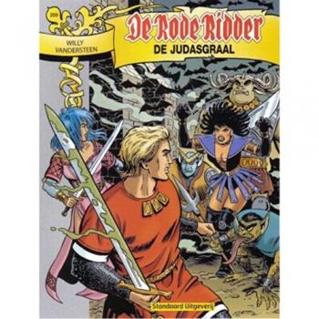 De Rode Ridder 209 - De Judasgraal