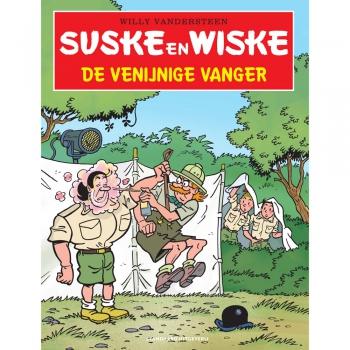 Suske en Wiske - De venijnige vanger (2019)