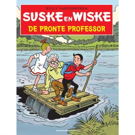 Suske en Wiske - De pronte professor (2019)