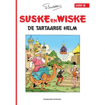 Suske en Wiske Classics 22 - De Tartaarse helm