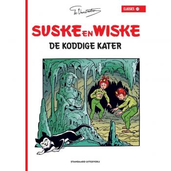 Suske en Wiske Classics 23 - De koddige kater