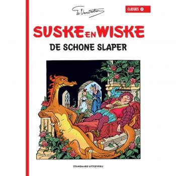 Suske en Wiske Classics 24 - De schone slaper