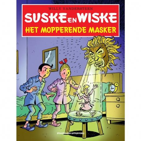 Suske en Wiske - Het mopperende masker (Kruidvat)