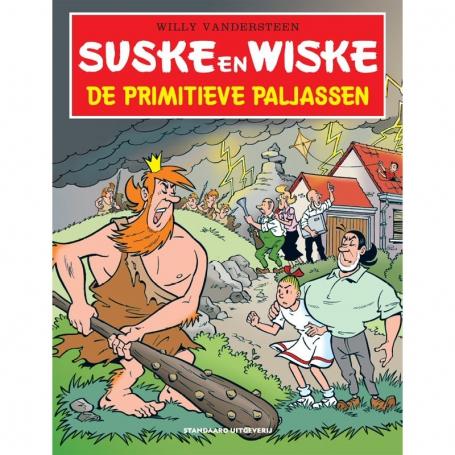 Suske en Wiske - De primitieve paljassen (Kruidvat)