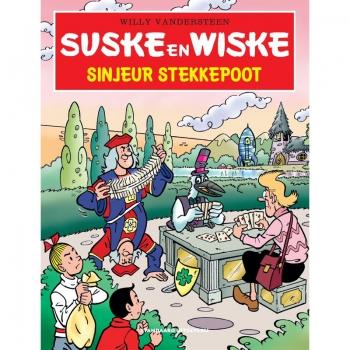 Suske en Wiske - Sinjeur Stekkepoot (Kruidvat)