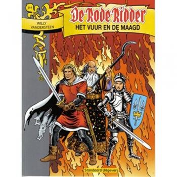 De Rode Ridder 211 - Het vuur en de maagd