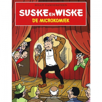 Suske en Wiske - De microkomiek (Look-O-Look)