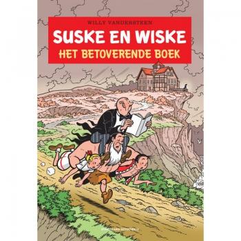 Suske en Wiske - Het betoverende boek (stripalbum)