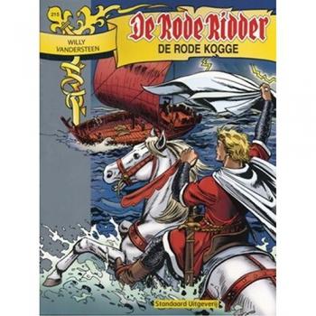 De Rode Ridder 215 - De rode kogge