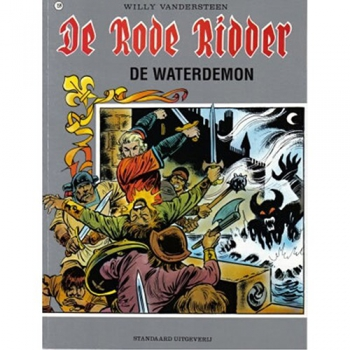 De Rode Ridder 159 - De waterdemon