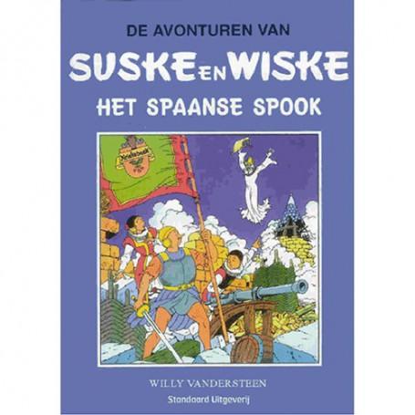 Suske en Wiske - Set 4 mini-albums Blauwe Reeks