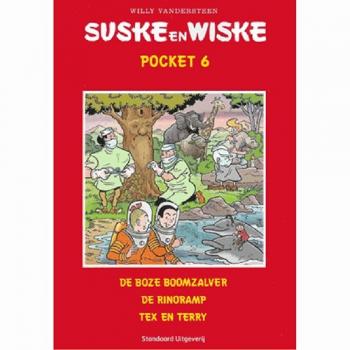 Suske en Wiske - Pocket nr.6