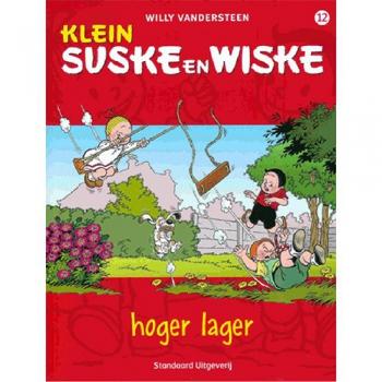 Klein Suske en Wiske 12 - Hoger lager