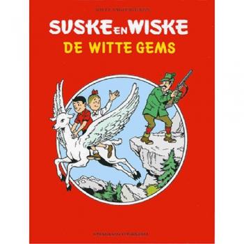 Suske en Wiske - De witte gems (Fruitmasters)