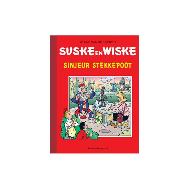 Suske en Wiske - Sinjeur Stekkepoot luxe