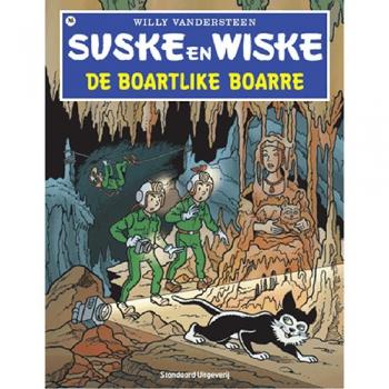 Suske en Wiske - De boartlike boarre sc