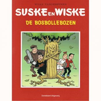 Suske en Wiske - De bosbollebozen hc