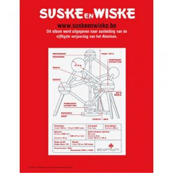 Suske en Wiske - Het machtige monument Atomium