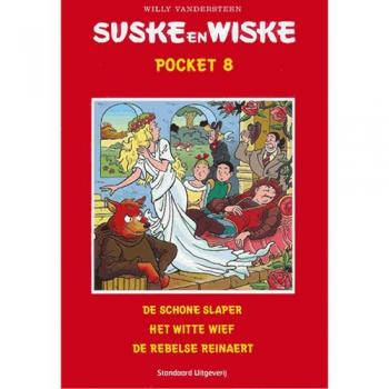 Suske en Wiske - Pocket nr.8