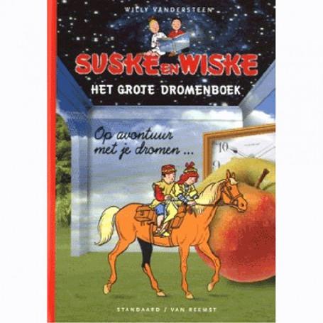 Suske en Wiske Het grote dromenboek