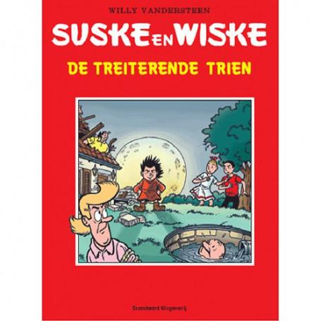Suske en Wiske - De treiterende trien luxe