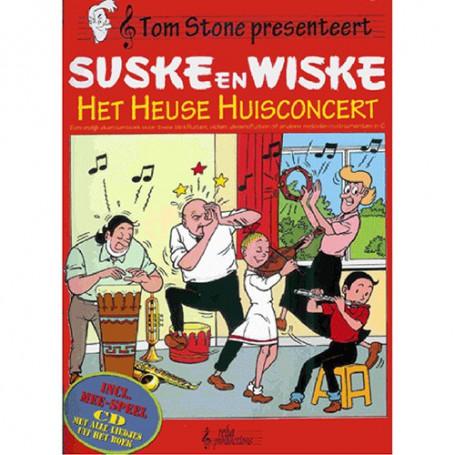 Suske en Wiske - Het heuse huisconcert