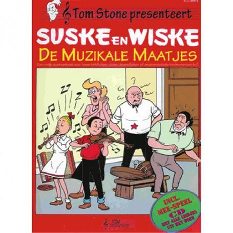 Suske en Wiske - De muzikale maatjes