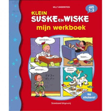 Klein Suske en Wiske - Mijn werkboek