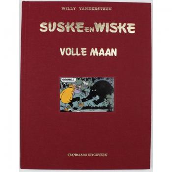 Suske en Wiske 252 luxe linnen - Volle maan