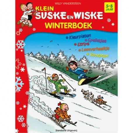 Klein Suske en Wiske - Winterboek 2008