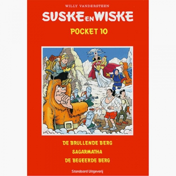 Suske en Wiske - Pocket nr.10