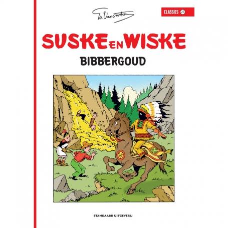 Suske en Wiske Classics 26 - Bibbergoud