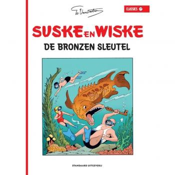 Suske en Wiske Classics 27 - De bronzen sleutel