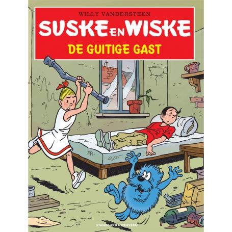 Suske en Wiske - De guitige gast (2019)