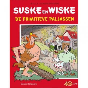 Suske en Wiske - De primitieve paljassen (ECI)