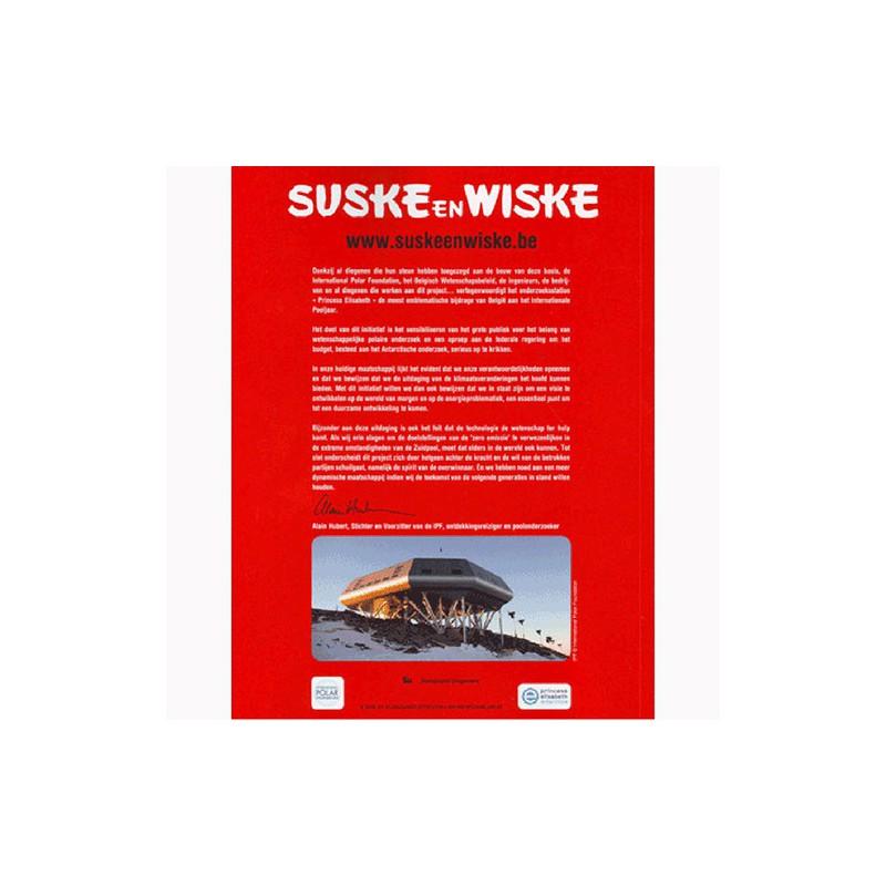Suske en Wiske - De sterrensteen (Polar Foundation)