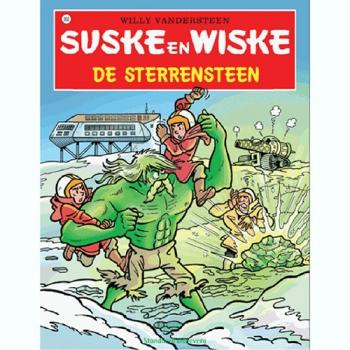 Suske en Wiske 302 - De sterrensteen