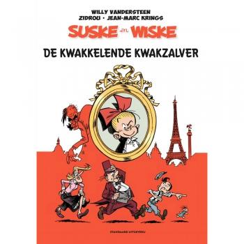 Suske en Wiske - De kwakkelende kwakzalver