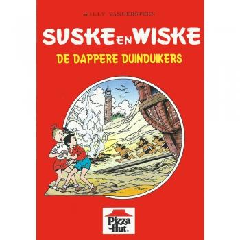 Suske en Wiske - De dappere duinduikers (Pizza Hut)
