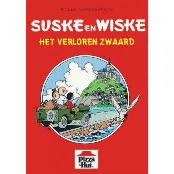 Suske en Wiske - Het verloren zwaard (Pizza Hut)