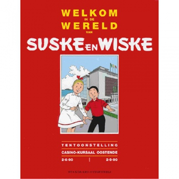 Suske en Wiske - Welkom in de wereld van S&W