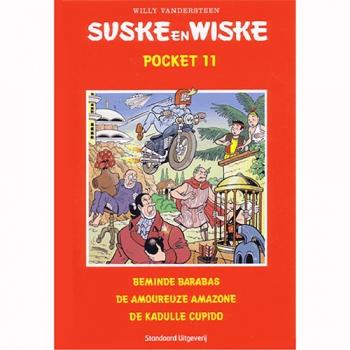 Suske en Wiske - Pocket nr.11