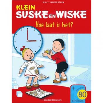 Klein Suske en Wiske - Hoe laat is het?